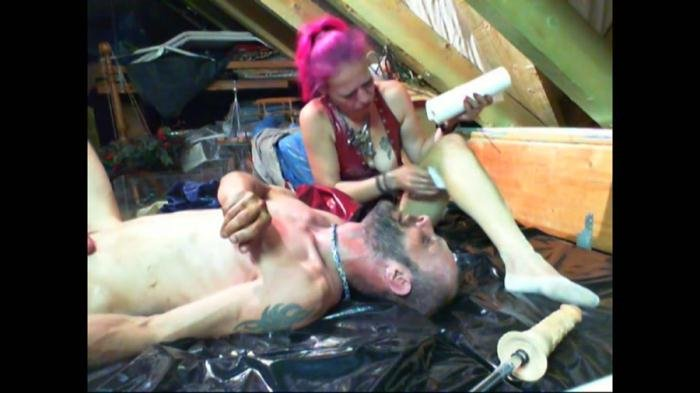 Perverse Lady Darlin Record More Bizarre Action FullHD 1080p (Toiletslaveanddommes /  2018) 1.03 GB