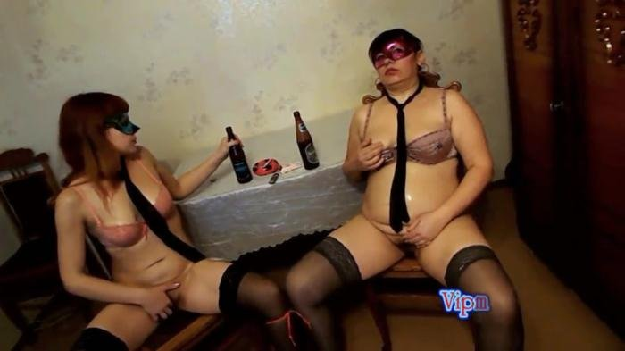 Drink beer and great beer enema FullHD 1080p (ModelNatalya94 / Vipmodel Nata /  2018) 906 MB