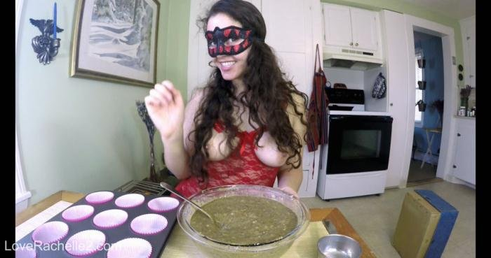 Baking Poop Muffins… Eat Them All, Slave 4K UltraHD (LoveRachelle2 /  2018) 1.76 GB