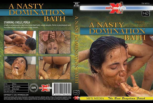 [SD-4195] A Nasty Domination Bath HDRip (Chelly, Perl /  2018) 1.33 GB