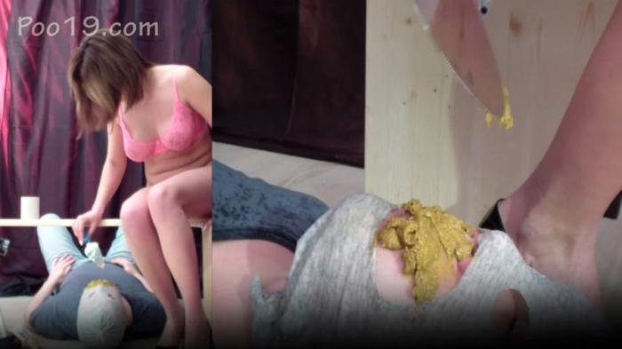 Lady Yana crapped in my mouth with a sweet diarrhea FullHD 1080p (Smelly Milana /  2018) 407 MB