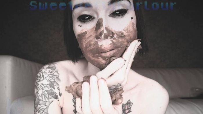 Lets Get my Face Covered in Shit HD 720p (SweetBettyParlour /  2018) 191 MB