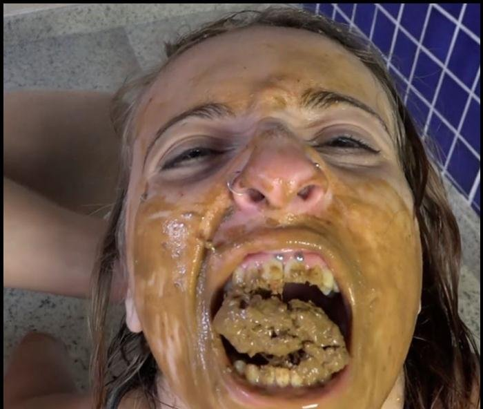 Take My Shit In Your Mouth Bitch !! FullHD 1080p (Kate Becker And Penelope /  2018) 1.92 GB