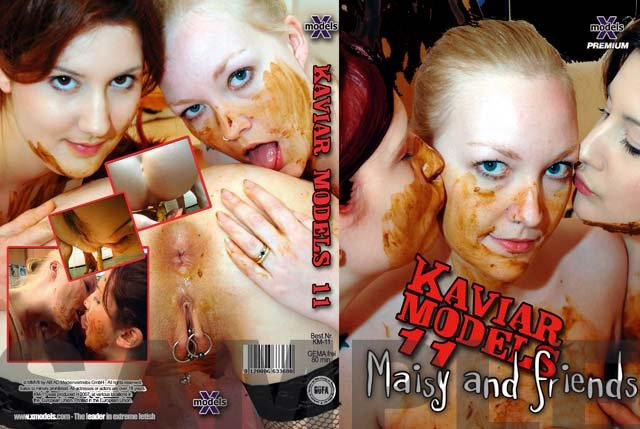 Kaviar Models 11 DVDRip (Maisy and friends /  2018) 860 MB