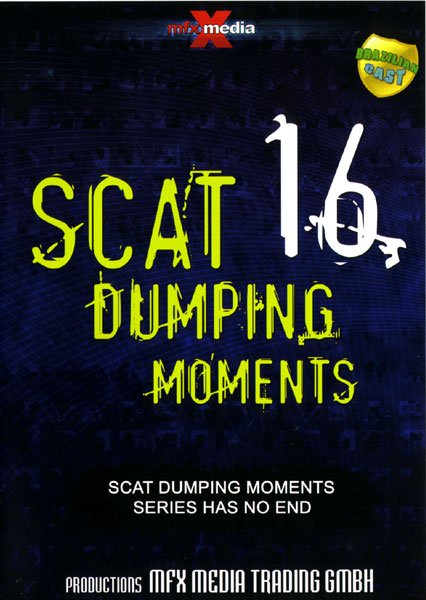 [MFX-S025]- The best of Scat Dumping Moments 16 DVDRip (Brazil Girls /  2018) 699 MB