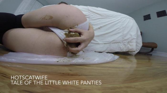 Tale of the little WHITE PANTIES FullHD 1080p (HotScatWife /  2018) 1.13 GB