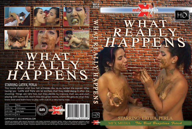 What Really Happens - R76 [MFX-4065] HDRip (Latifa, Perla /  2018) 610 MB