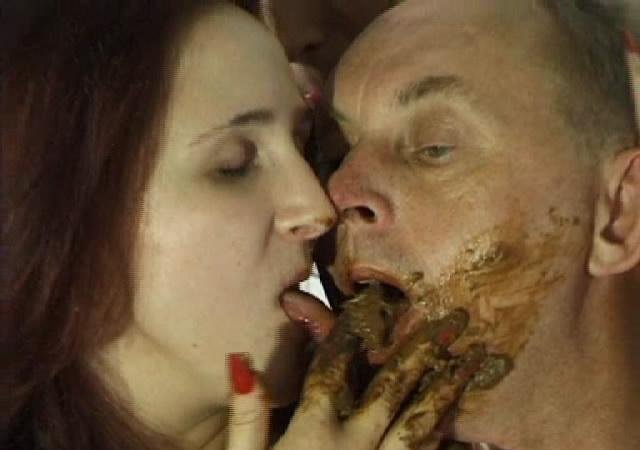 Dirty scat desires or Hungry Jurgen SD (Jurgen and Hot Girls /  2018) 109 MB