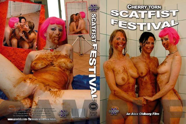 Scatfist Festival DVDRip (Cherry Torn, Isabelle /  2018) 639 MB