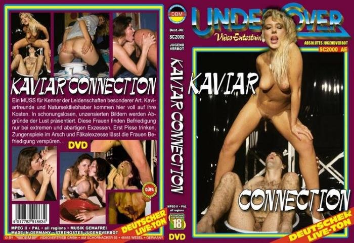 Kaviar Connection DVDRip (ShitGirl /  2018) 832 MB