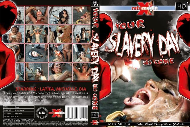 [SD-3111] Your Slavery Day Has Come HDRip (Latifa, Mochelle, Bia /  2018) 1.27 GB