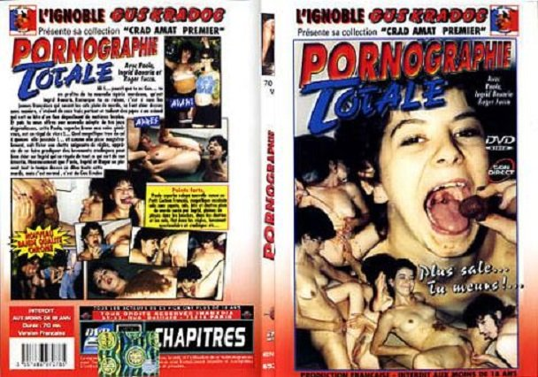 Pornographie Totale DVDRip (Paola, Ingrid Bouaria, Roger Fucca /  2018) 910 MB