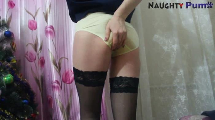 PantyLoading part 16 with NaughtyPuma FullHD 1080p (NaughtyPuma /  2018) 499 MB