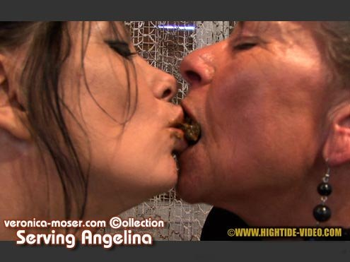 VM44 - SERVING ANGELINA HD 720p (Veronica Moser, Angelina /  2018) 1.01 GB