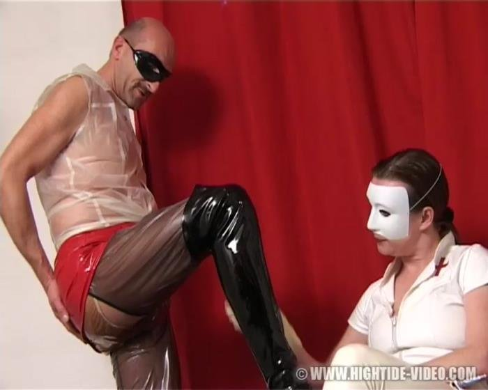 Rubber Shit Clinic SD (Chris-Extreme, 2 Male Patients /  2018) 674 MB