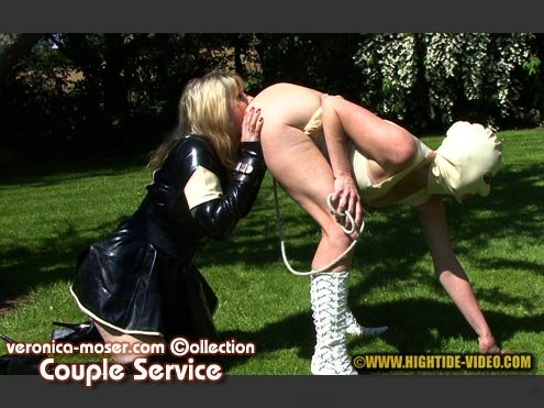 VM40 - COUPLE SERVICE HD 720p (Veronica Moser, Madame LL, 1 male /  2018) 1.06 GB
