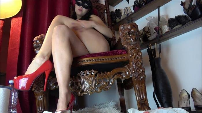 A special treat for you FullHD 1080p (Mistress Gaia /  2018) 304 MB