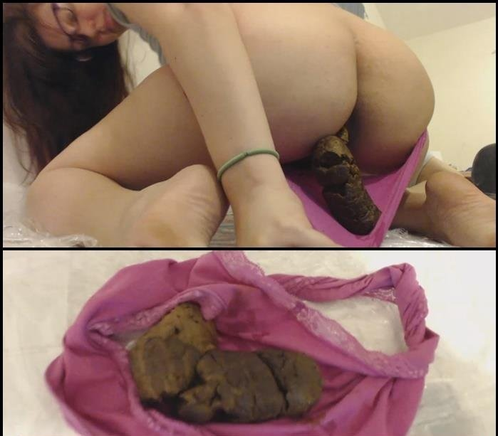 Giant Turd in Pink Panties HD 720p (LindzyPoopgirl /  2018) 186 MB