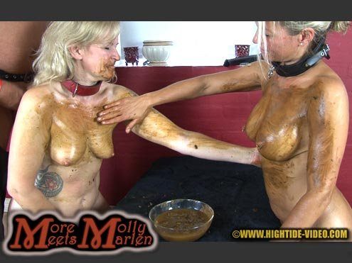 MORE MOLLY MEETS MARLEN HD 720p (Molly, Marlen, 1 male /  2018) 964 MB