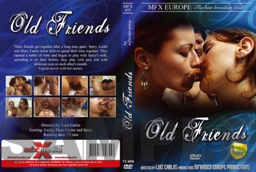 MFX-855 Old Friends DVDRip (Leslie, Mary, Spicy /  2019) 746 MB