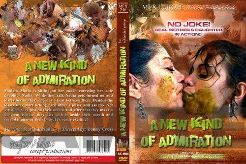 MFX-746 A New Kind Of Admiration SD (Maria, Nadja /  2019) 700 MB