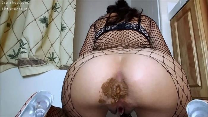 Panty Pooping, Horse Cock Fucking, & Milky Tits FullHD 1080p (littlefuckslut /  2019) 1.27 GB