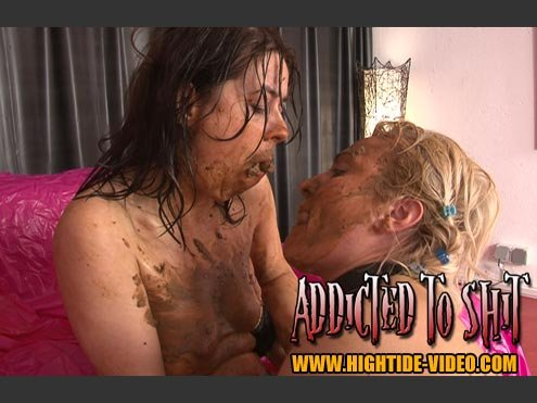 Addicted To Shit SD (Gina, Ingrid, 1 Male /  2019) 1.20 GB