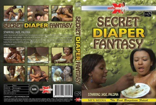 MFX-4454 Secret Diaper Fantasy R78 HD 720p (Jade, Paloma /  2019) 1.33 GB