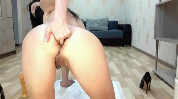 Dirty anal FullHD 1080p (ScatLina /  2020) 880 MB