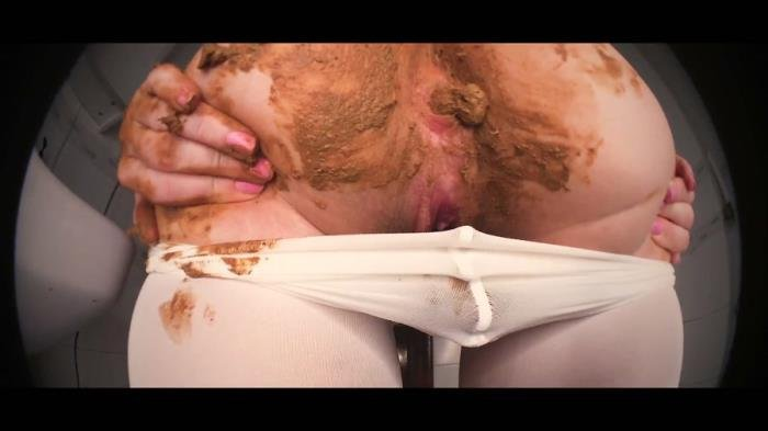 MONSTER poop killing my pantyhose FullHD 1080p (DirtyBetty /  2020) 903 MB