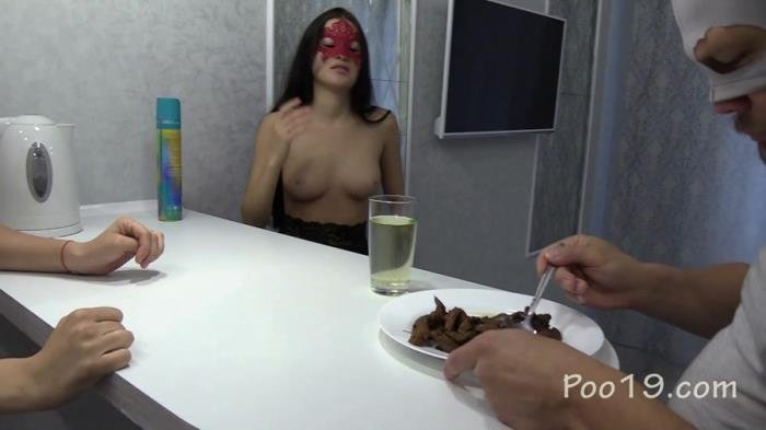 I love the taste of female shit! FullHD 1080p (MilanaSmelly /  2020) 1.64 GB