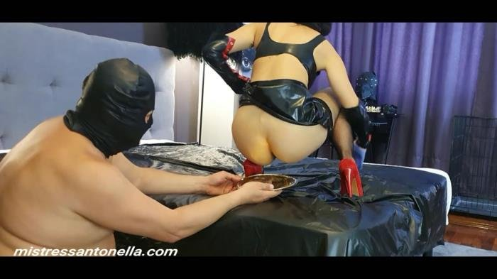 Birthday of the Supreme Goddess FullHD 1080p (MistressAntonellaSilicone /  2020) 1.37 GB
