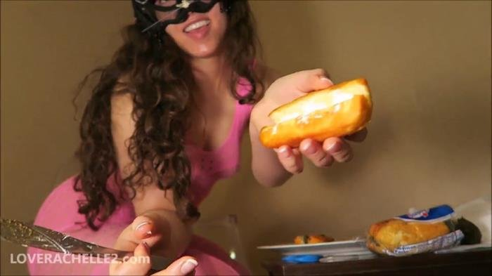 Eat My SHIT Filled Twinkies FullHD 1080p (LoveRachelle2 /  2020) 735 MB
