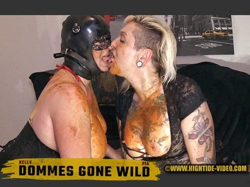 DOMMES GONE WILD HD 720p (Pia, Kelly /  2020) 711 MB