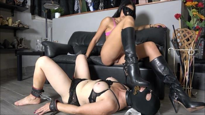 Female Slave Shitted And Peed FullHD 1080p (Mistress Gaia /  2020) 715 MB